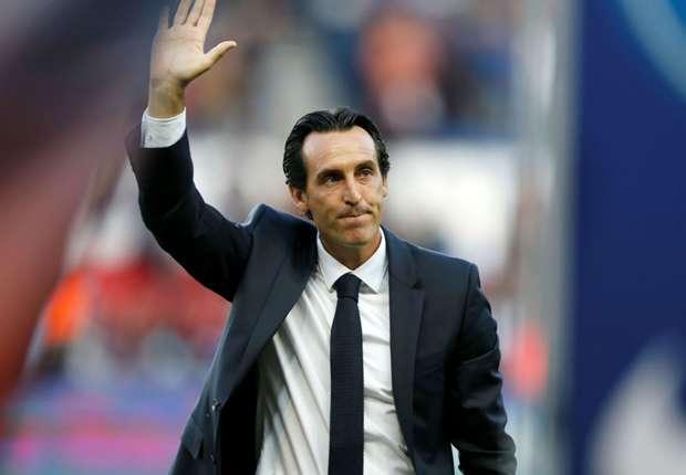 Unai Emery, l'entraîneur parisien avec le meilleur pourcentage de victoires