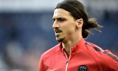 Zlatan Ibrahimovic a le PSG et l'AC Milan comme options pour préparer sa fin de carrière