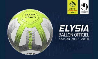 La LFP présente le ballon officiel de la saison 2017-2018 en Ligue 1