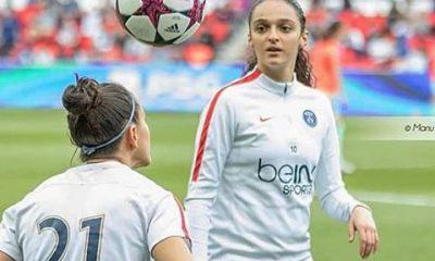 """Féminines - Boussaha """"Signer mon premier contrat professionnel avec le PSG est une grande fierté"""""""