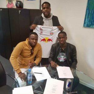 Mahamadou Dembélé a bien quitté le PSG pour signer professionnel à Salzbourg