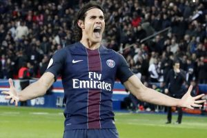 """Angers/PSG: Cavani """"Ça a été très dur de gagner. Il faut en profiter !"""""""