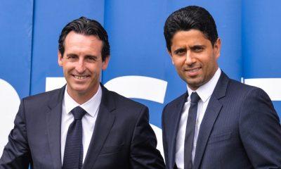 """Angers/PSG - Emery """" le président m'a dit qu'il allait me maintenir """""""