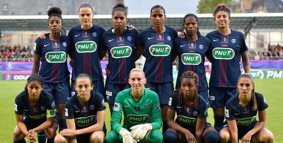 Féminines - 5 joueuses du PSG récompensées à la cérémonie des Trophées de la D1