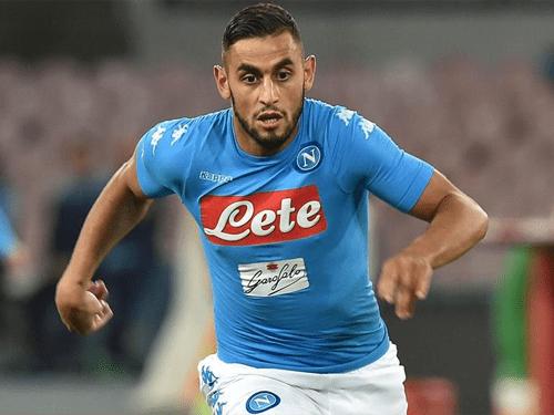 Mercato - Le PSG cible Faouzi Ghoulam, mais Naples essaye encore de prolonger son contrat