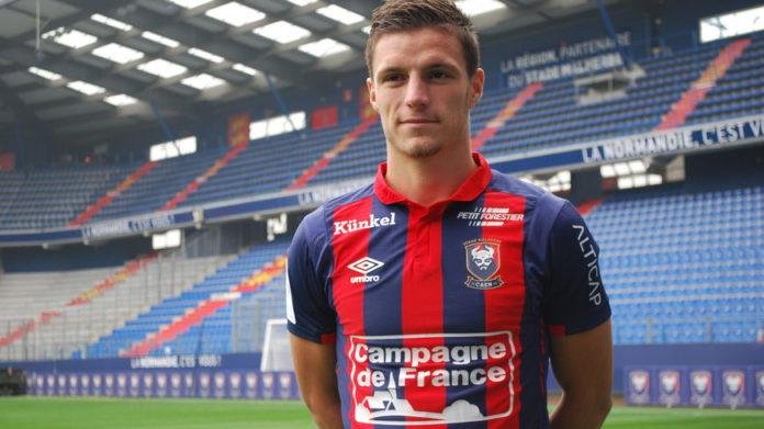 """PSG/Caen - Guilbert """"A partir du moment où il y a onze mecs sur le terrain, rien n'est impossible"""""""