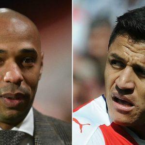 """Mercato - Henry """"J'espère que Sanchez va rester, mais il veut gagner la Ligue des Champions."""""""
