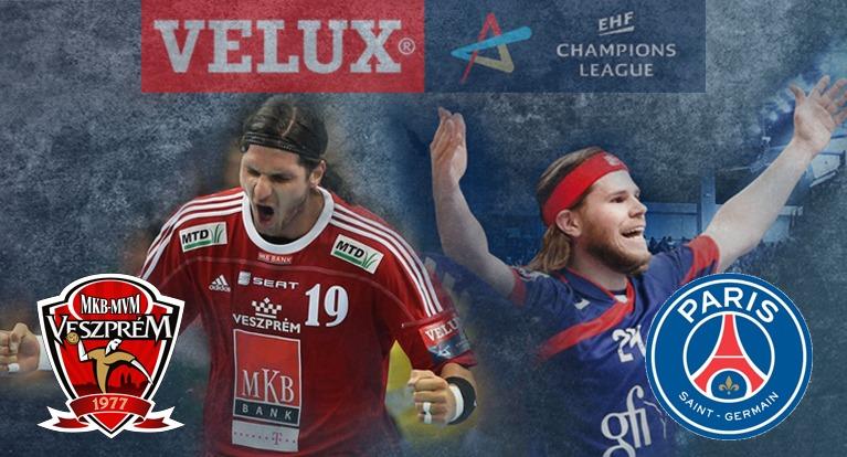 Handball - Le PSG affrontera Veszprém en demi-finale de Ligue des Champions