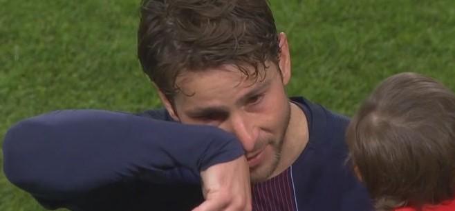 """Maxwell """"Le Paris Saint-Germain restera dans mon cœur, et le Parc restera comme ma maison."""""""