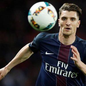 """Meunier """"fier"""" d'être dans l'équipe-type de la saison de Ligue 1 composée par Whoscored"""
