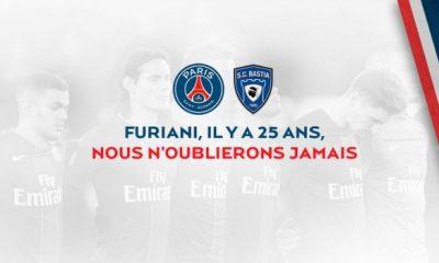 PSG/SCB : Les bastiais joueront avec un maillot spécial, en hommage aux victimes du drame de Furiani