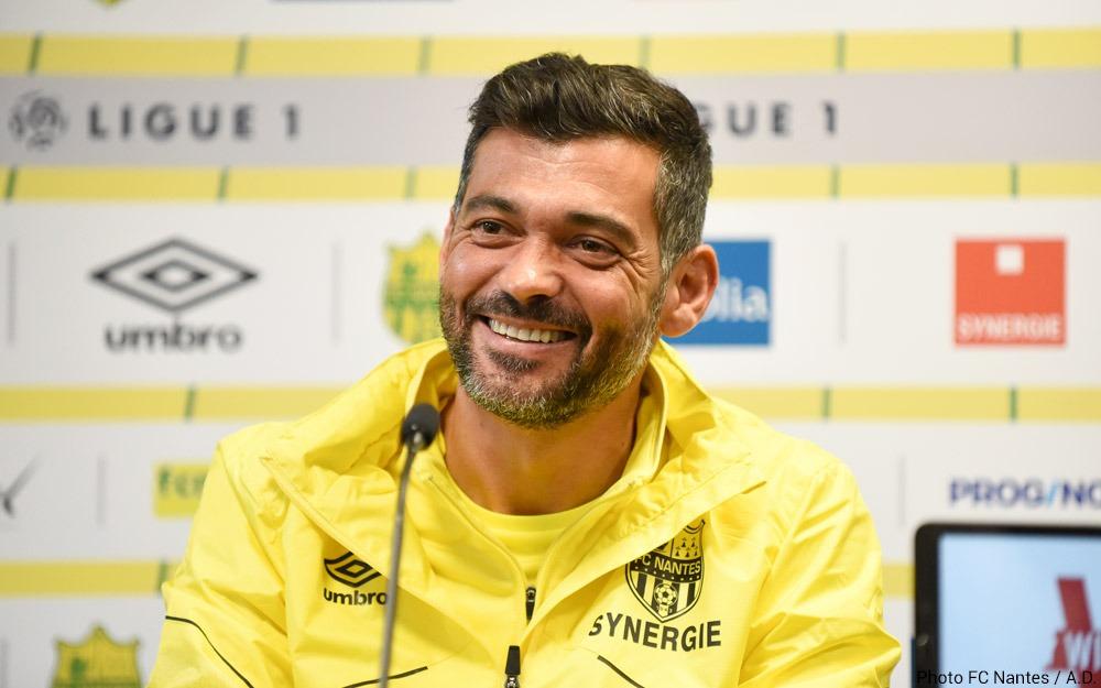 """Sergio Conceição """"Rongier pense plus vite que tout le monde. Il vaut Verratti"""""""