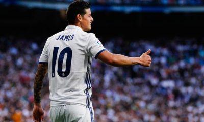 """Mercato - James Rodriguez """"Le PSG est intéressé, le joueur aussi"""", écrit France Football"""