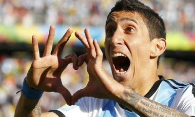 """Le journal Olé """"Di Maria n'a pas seulement marqué le 6e but, il a aussi amélioré son l'image"""""""