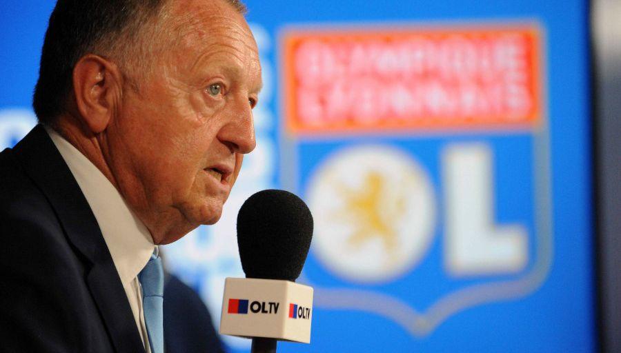 """Aulas annonce du changement pour """"rattraper Monaco et Paris"""" et gagner la Ligue 1"""