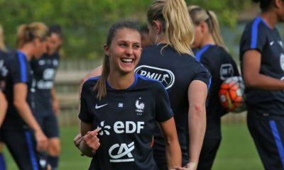 4 parisiennes convoquées avec l'Equipe de France pour l'Euro
