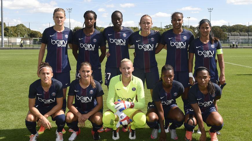 Féminines - 5 joueuses du PSG dans l'équipe-type de la saison en Ligue des Champions