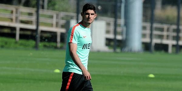 Gonçalo Guedes est en vacances malgré la victoire du Portugal U21