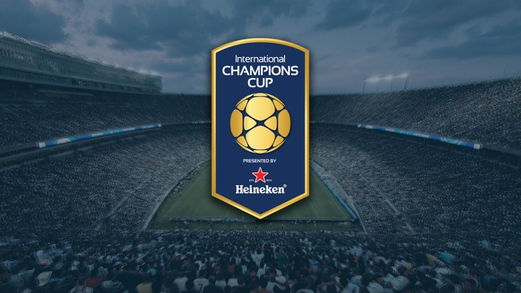 International Champions Cup 2020 Calendrier.International Champions Cup Le Calendrier Devoile Les