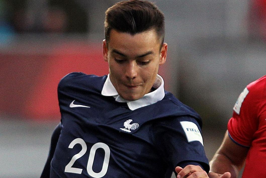 La France U19 s'incline pour son entrée au Tournoi de Toulon avec Georgen en capitaine