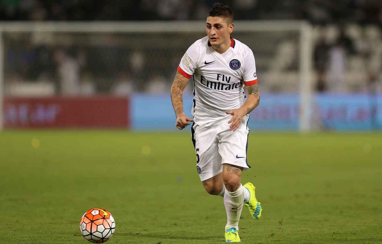 L'agent de Verratti a répété au PSG la volonté de départ du joueur, annonce Di Marzio