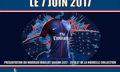 Le PSG présentera nouveau maillot, nouvelle collection et la Coupe de France à Bercy Village à 18h