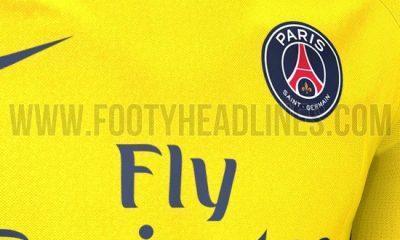 Le PSG présentera son maillot extérieur pour la saison 2017-2018 ce jeudi
