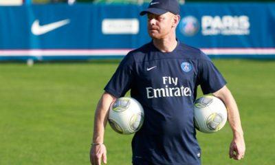 Le Parisien confirme le départ de Nicolas Dehon, remplacé par Javi Garcia