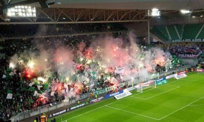 Ligue 1 - L'ASSE fait appel des sanctions pour des fumigènes utilisés lors de la réception du PSG