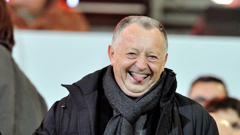 Ligue 1 - Lors d'une présentation de recrue, Aulas fait de l'humour sur le PSG
