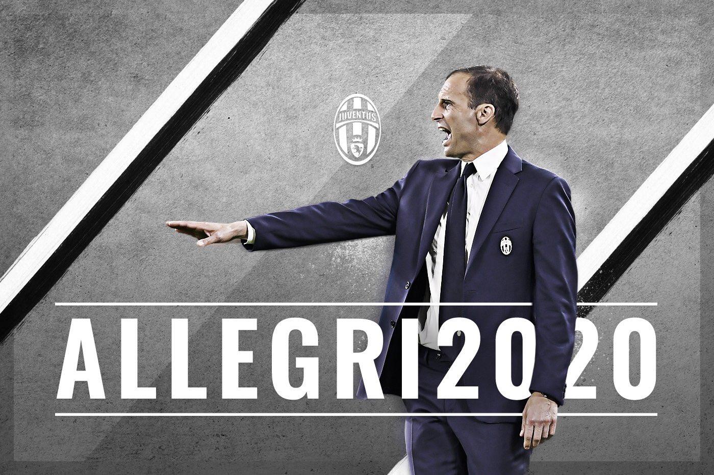 Massimiliano Allegri prolonge à la Juventus, une rumeur en moins autour du PSG