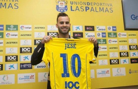 Mercato - Las Palmas ne voudrait plus de Jesé Rodriguez