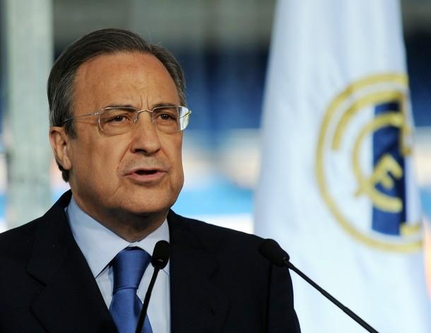 Pérez peu de joueurs de 18 ans jouent au Real Madrid...Si nous recrutons Mbappé, qui part
