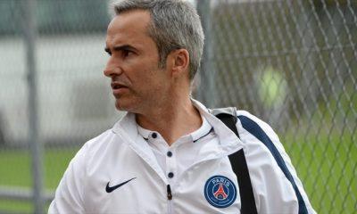 Rodrigues et Romagosa sur le départ de la formation du PSG, pas Gerguan ni Huard