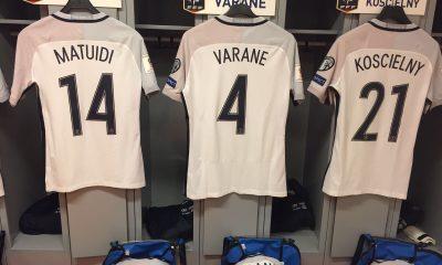 Suède/France - Les équipes officielles : Les Bleus en 4-2-3-1 avec Matuidi