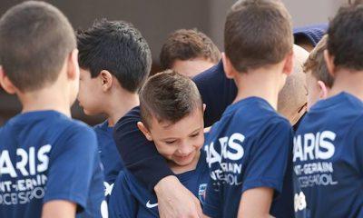 Le PSG ouvre une nouvelle Academy au Liban
