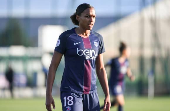 """Féminines - Delie """"À un an de la fin de son contrat (2018), l'internationale tricolore est courtisée"""" selon Goal"""