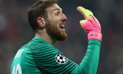 """Jan Oblak """"tout pointe vers un scénario où je reste à l'Atlético Madrid"""""""