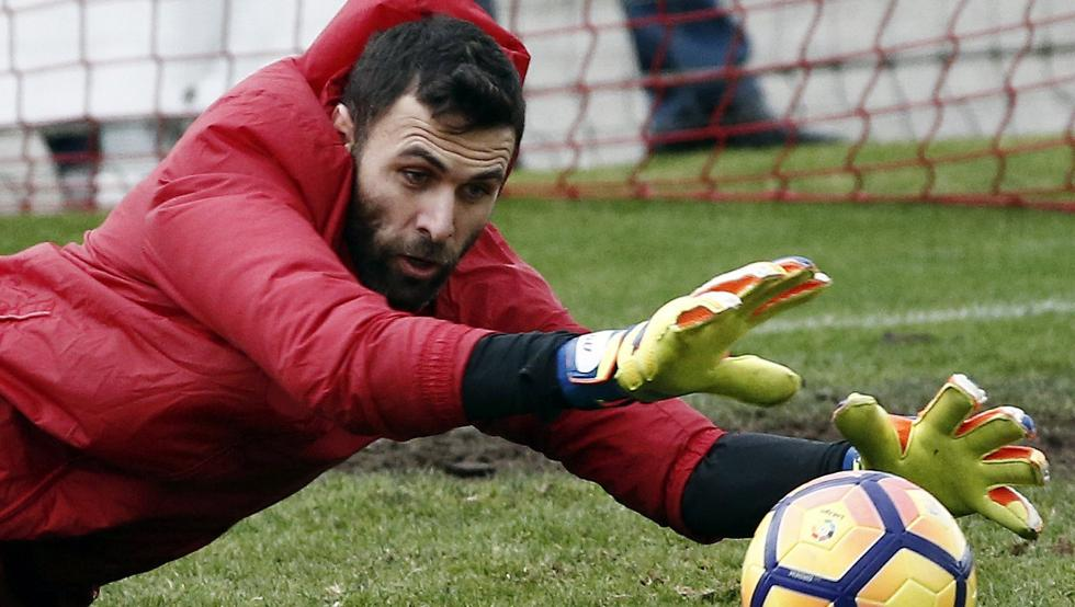 Mercato - Sirigu intéresserait le FC Nantes