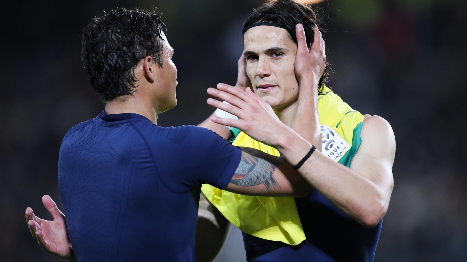 Silva : Cavani «on espère qu'il reviendra la saison prochaine avec la même envie, pour marquer toujours plus»