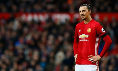 Ancien - Manchester United lâche Zlatan Ibrahimovic