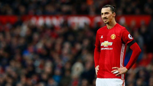 Ancien - Manchester United lâche Zlatan Ibrahimovic