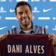 """AS Rome/PSG - Dani Alves """"C'est un jour très important pour moi"""""""