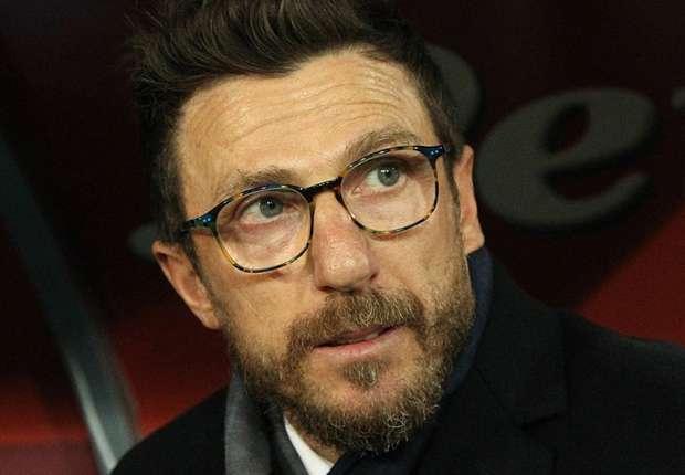 "AS Rome/PSG - Eusebio Di Franceso ""une belle rencontre"""