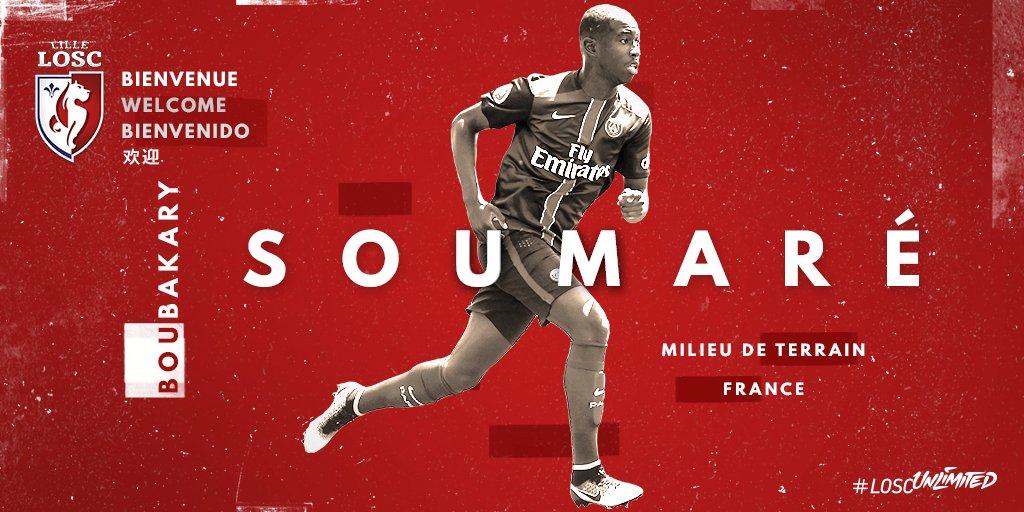 Boubakary Soumaré quitte le PSG pour rejoindre le LOSC, c'est officiel !.jpg
