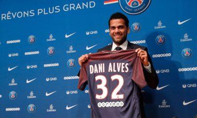Dani Alves ne devrait pas participer au match amical entre le PSG et le Paris FC