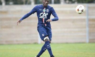 Dylan Batubinsika quitte le PSG pour signer en Belgique