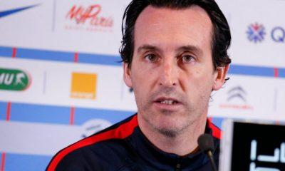 """Emery """"sait qu'il n'a plus le droit à l'erreur cette année"""", lit-on dans Le Parisien"""