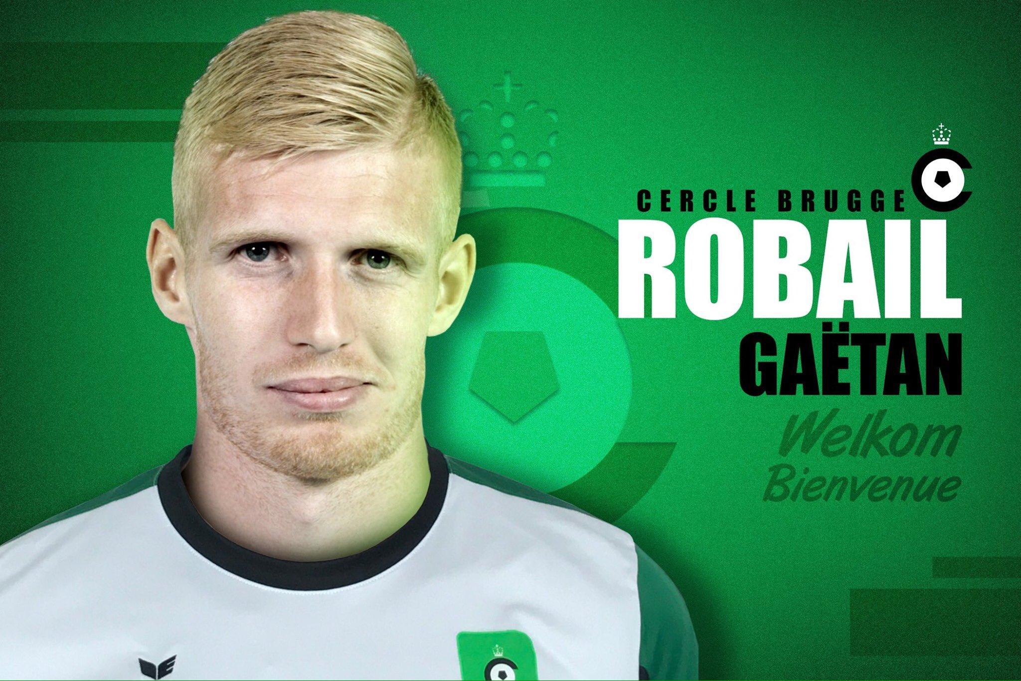 Gaëtan Robail est officiellement prêté par le PSG au Cercle Bruges !