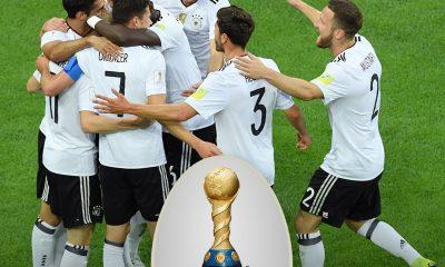 L'Allemagne remporte la Coupe des Confédérations avec Draxler en capitaine !